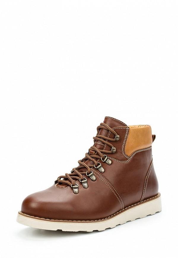 Фото - мужские ботинки и полуботинки Ralf Ringer коричневого цвета