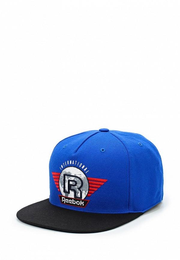 Бейсболка Reebok Classics Reebok Classics RE005CUUOV30 бейсболка reebok reebok re160cualmc8