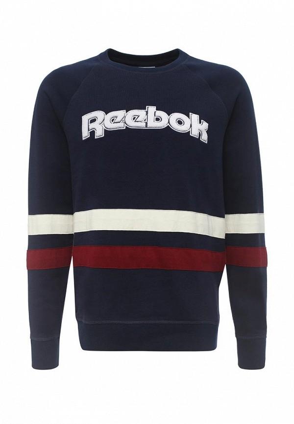 Свитшот Reebok Classics Reebok Classics RE005EMQJH33 fur talk fashion winter russian animal fur hat white real fox raccoon fur hats for women