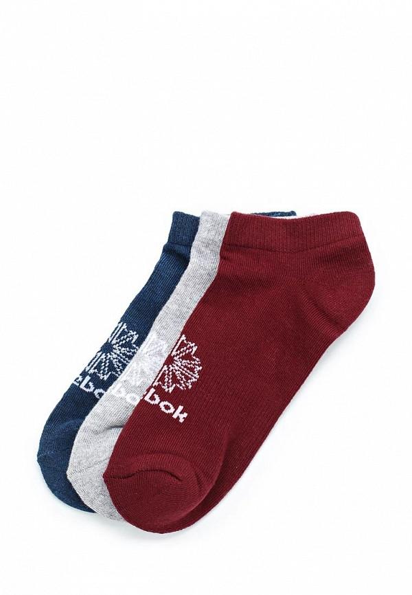Фото Комплект носков 3 пары Reebok Classics. Купить с доставкой