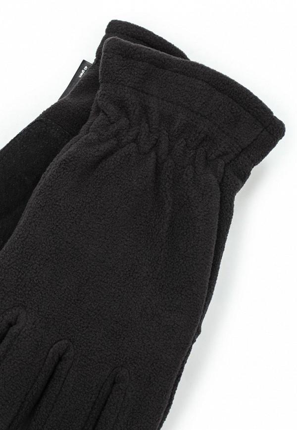 Фото 2 - Перчатки Regatta черного цвета