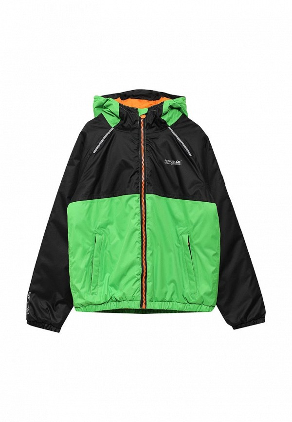 Фото - Куртку утепленная Regatta зеленого цвета