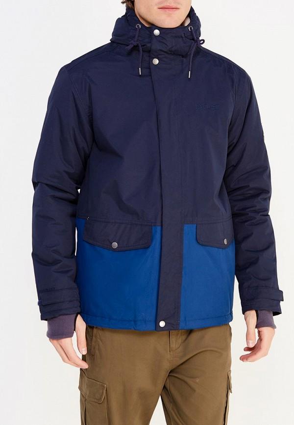 Фото - Куртку утепленная Regatta синего цвета