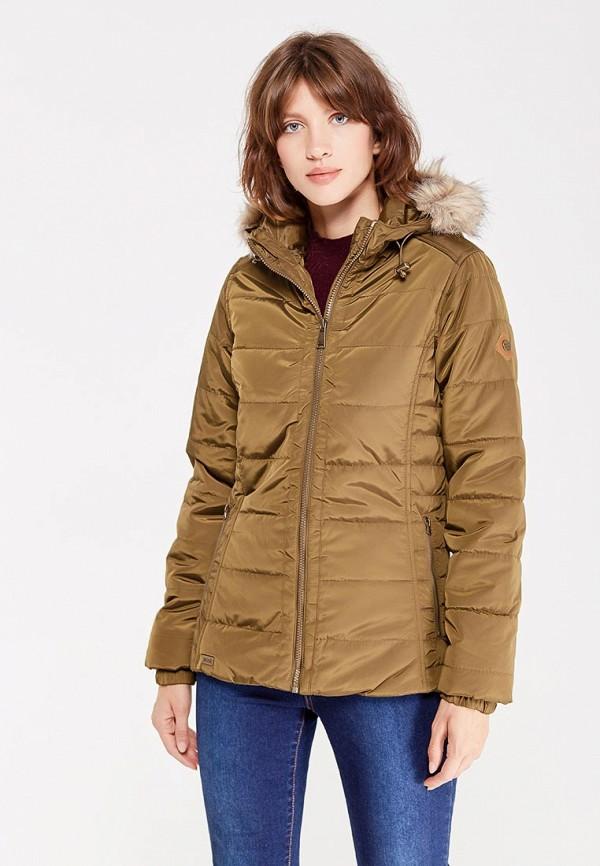 Фото - Куртку утепленная Regatta цвета хаки