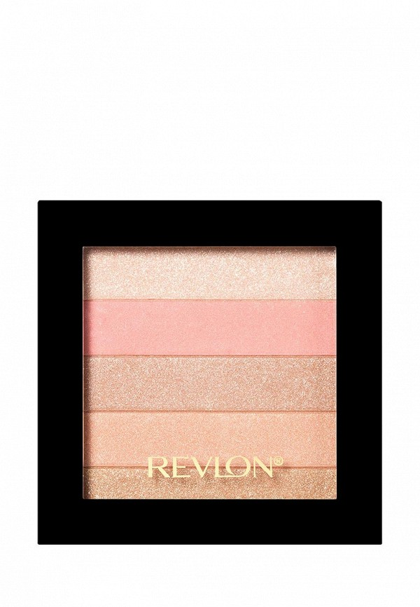 Палетка Revlon Хайлайтеров Для Лица Highlighting Palette Rose glow 020