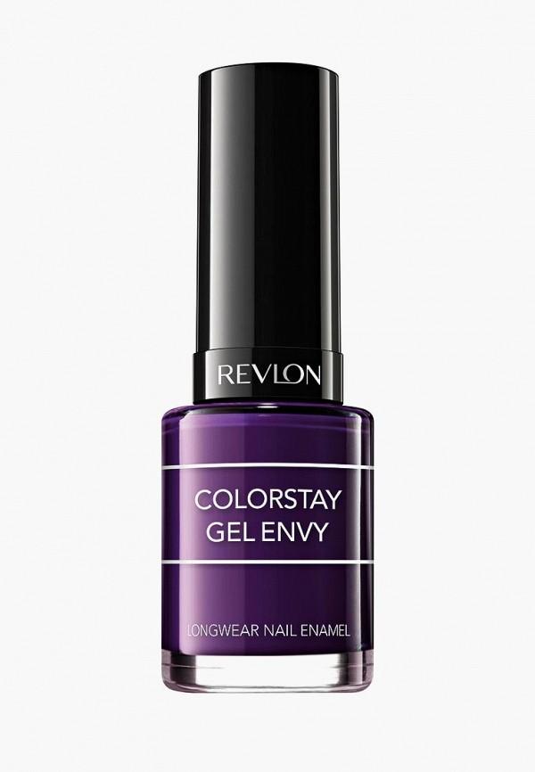 Купить Гель-лак для ногтей Revlon, Colorstay Gel Envy High roller 450, RE038LWJBO73, фиолетовый, Весна-лето 2018