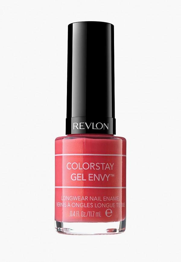 Гель-лак для ногтей Revlon Revlon RE038LWJBO75 лак luckyк коралловый