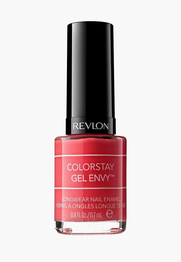 Гель-лак для ногтей Revlon Revlon RE038LWJBO76 лак luckyк коралловый