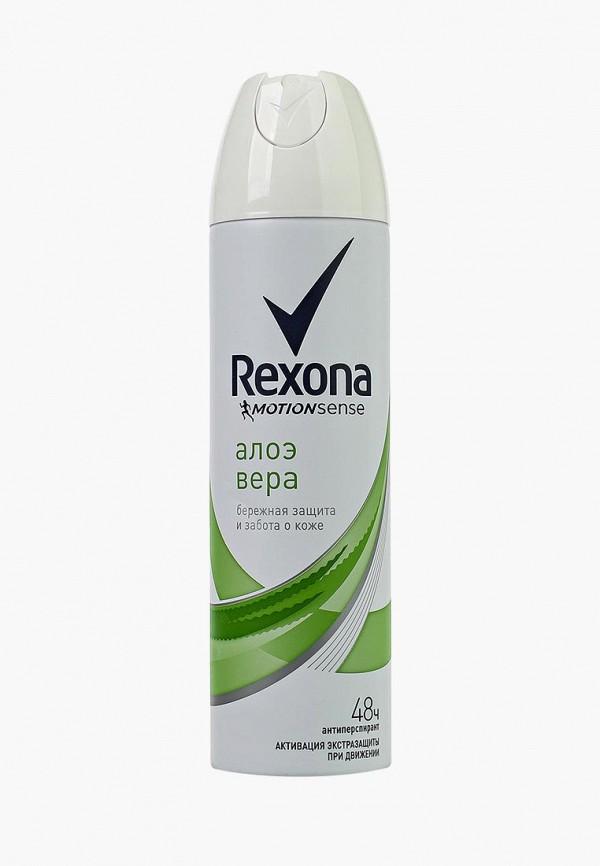 Купить Дезодорант Rexona, Антиперспирант аэрозоль С экстрактом алоэ вера 150 мл, RE039LWJOR18, Весна-лето 2018