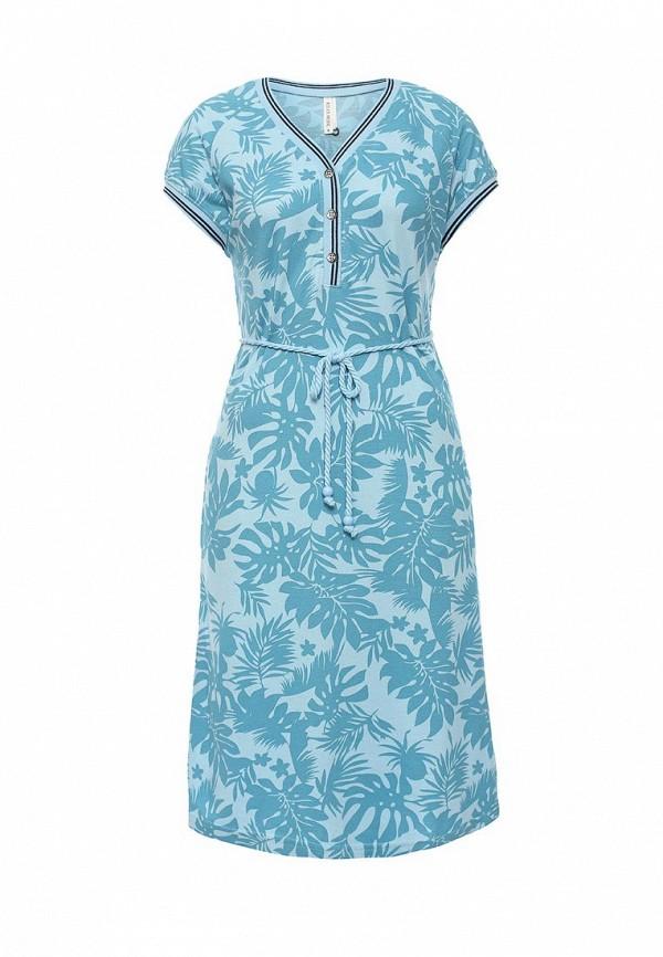 Платье-миди RELAX MODE 45982