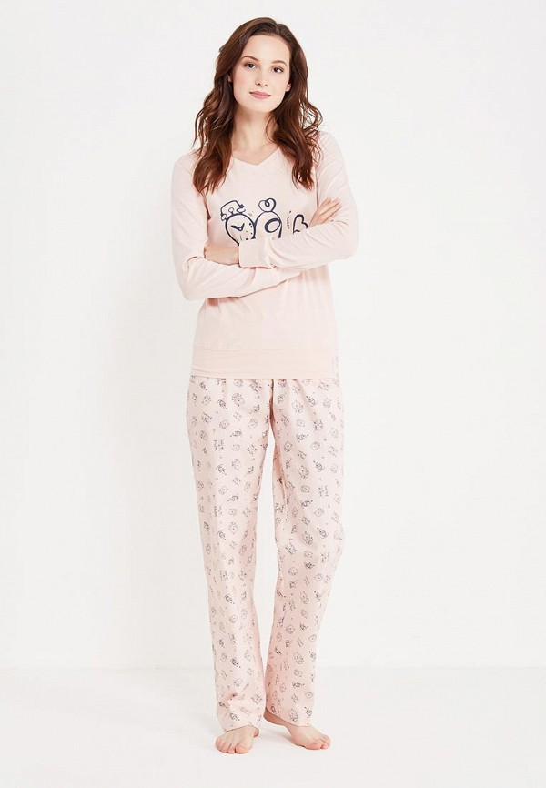 Пижама Relax Mode Relax Mode RE040EWUPT84 relax mode пижама с шортами relax mode 01517 pembe розовый