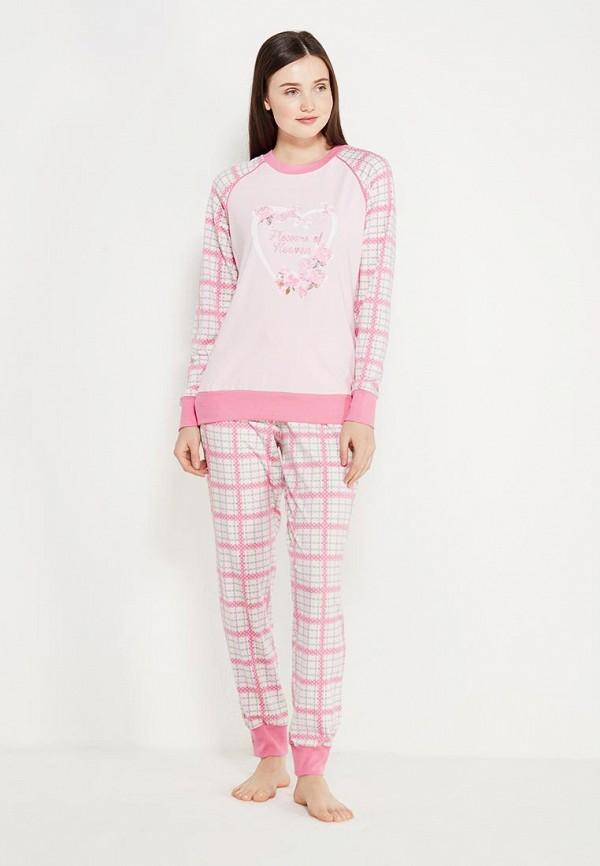 Пижама Relax Mode Relax Mode RE040EWYJT38 relax mode пижама с леггинсами relax mode 10527 pembe розовый