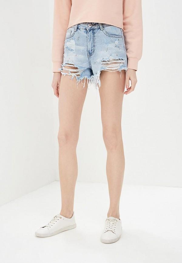 Шорты джинсовые Regular Regular RE042EWBFOV5 шорты джинсовые запорожец pocket denim short zap regular flex raw blue