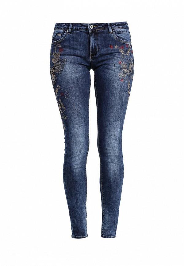 Зауженные джинсы Regular R32-5007