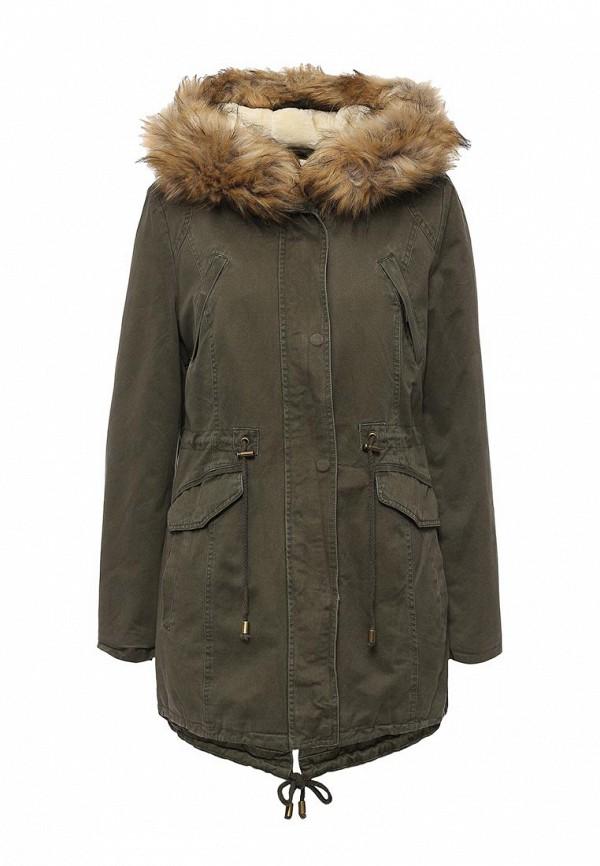Утепленная куртка Regular R32-GF9013