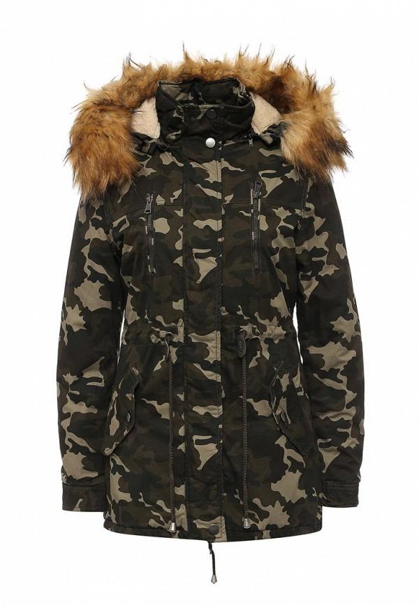 Утепленная куртка Regular R32-RX88028