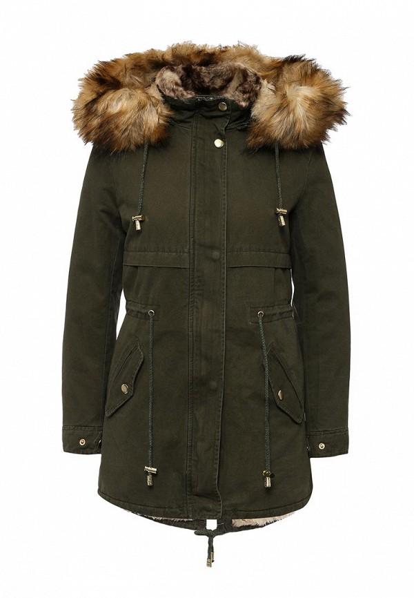Утепленная куртка Regular R32-XS2606