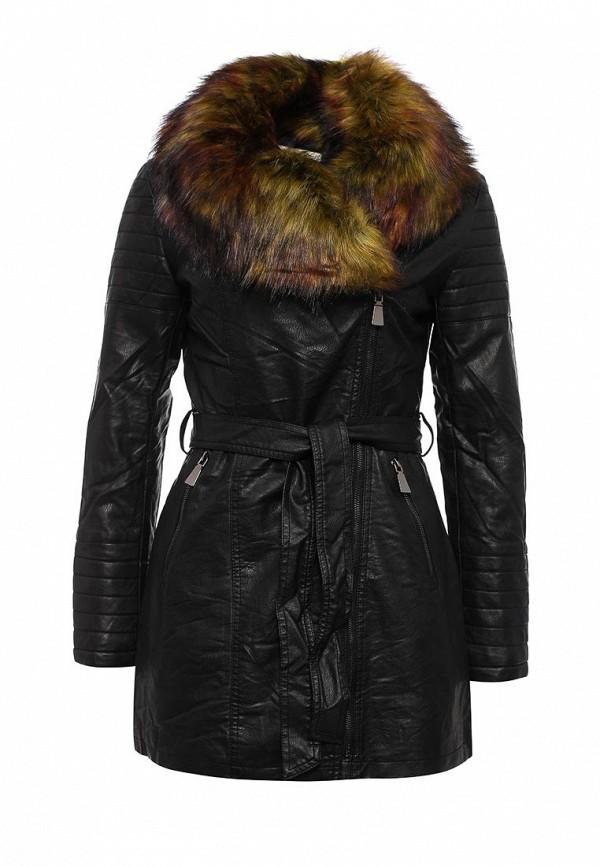 Кожаная куртка Regular R32-YD16083