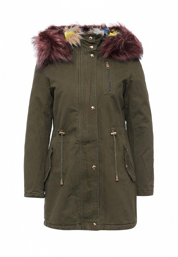 Утепленная куртка Regular R32-YD16091