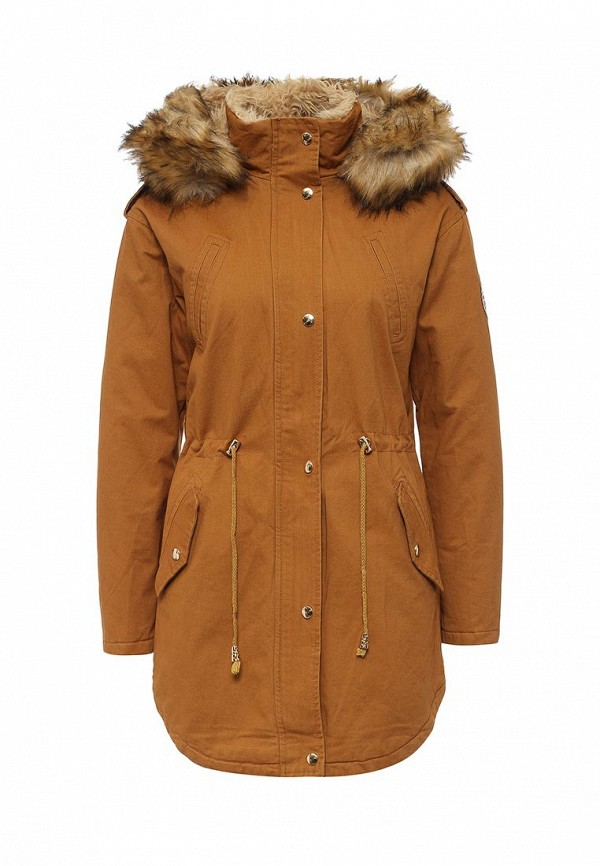 Утепленная куртка Regular R32-YD16093