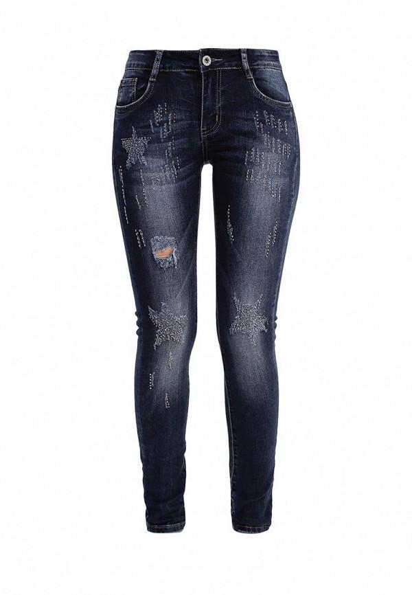Зауженные джинсы Regular R32-YD6307