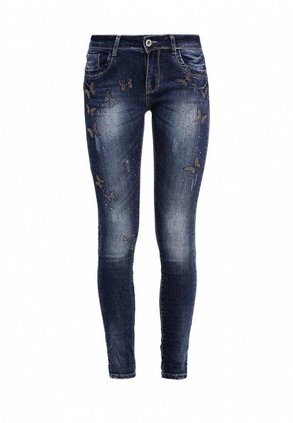 Зауженные джинсы Regular R32-YD6324