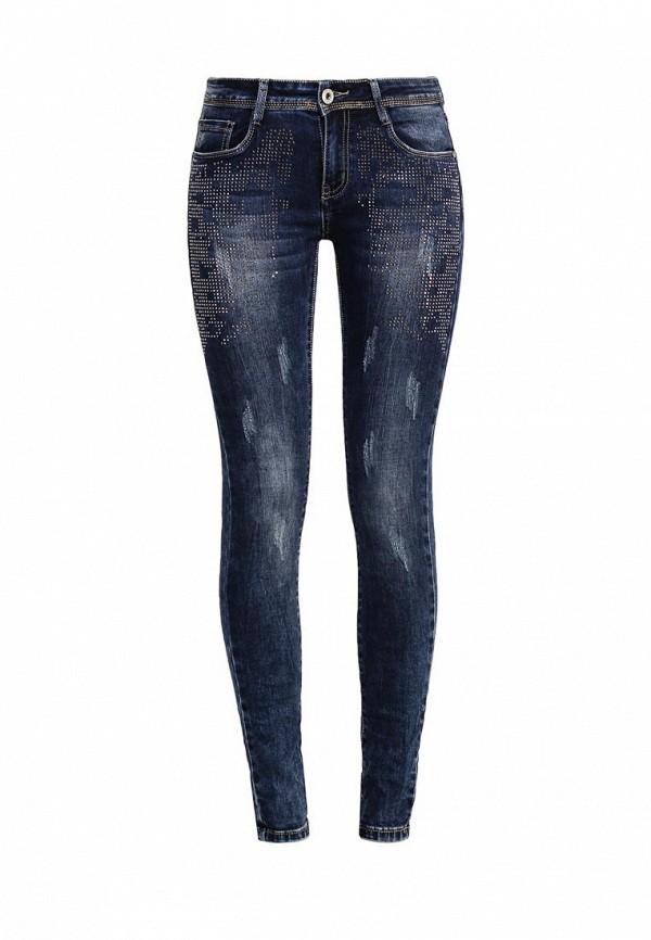 Зауженные джинсы Regular R32-YD6328