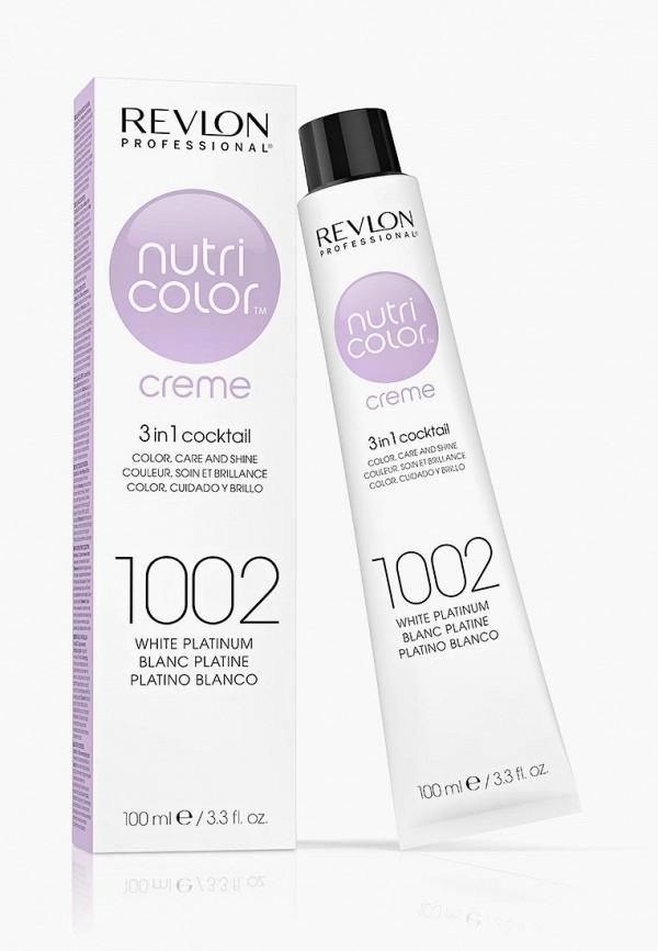 Купить Краска для волос Revlon Professional, NCC 1002 платиновый 100 мл, RE044LMUKT56, Весна-лето 2018