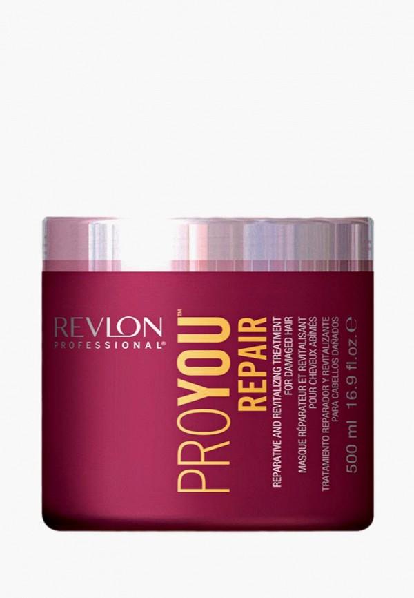 Купить Маска для волос Revlon Professional, восстанавливающая Repair PRO YOU 500 мл., RE044LMUKT79, Весна-лето 2018