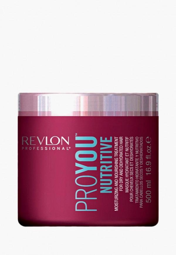 Купить Маска для волос Revlon Professional, увлажняющая и питательная PRO YOU NUTRITIVE 500 мл, RE044LMUKT81, Весна-лето 2018
