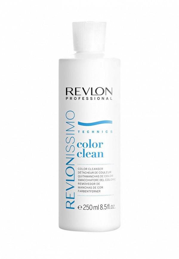 Купить Средство для удаления краски с кожи Revlon Professional, Color Clean, 250 мл, RE044LMUKU04, прозрачный, Весна-лето 2018