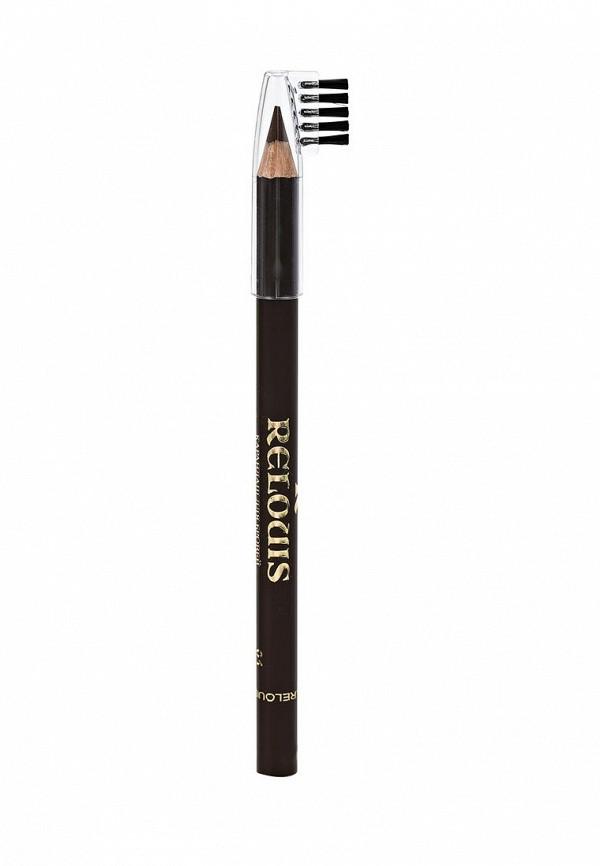 Карандаш для бровей Relouis Relouis RE046LWADYL3 relouis карандаш для бровей тон 03