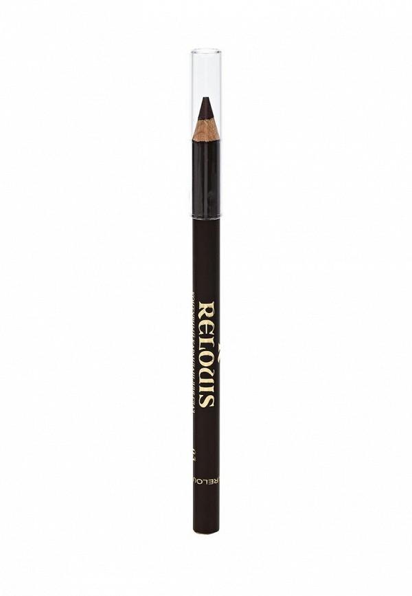 Карандаш для глаз Relouis Relouis RE046LWADYL9 relouis карандаш маскирующий с витамином е тон 003
