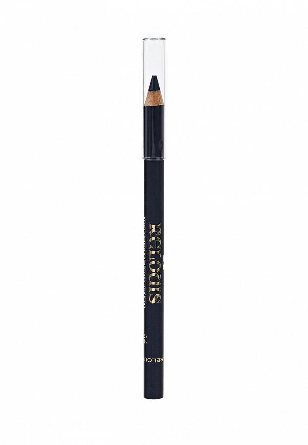 Карандаш для глаз Relouis Relouis RE046LWADYM0 relouis карандаш маскирующий с витамином е тон 003