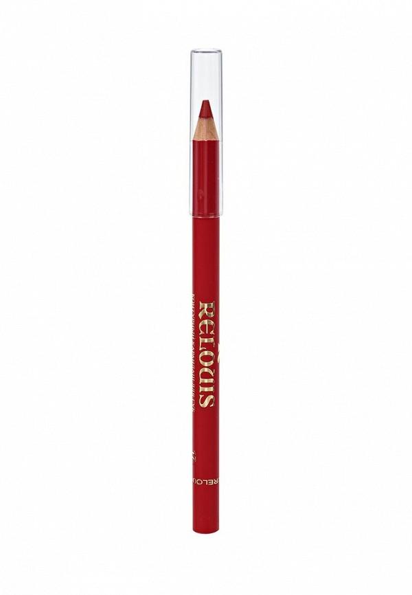 Карандаш для губ Relouis Relouis RE046LWADYN5 relouis блеск для губ la mia italia тон 38