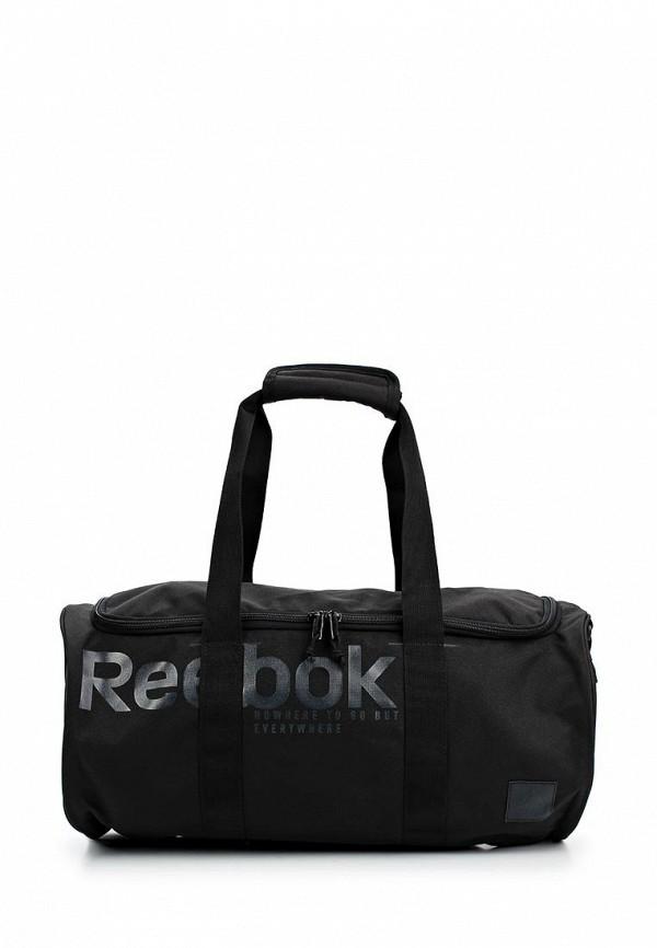 Сумка спортивная Reebok Reebok RE160BUALMD8 спортивная куртка reebok z74958