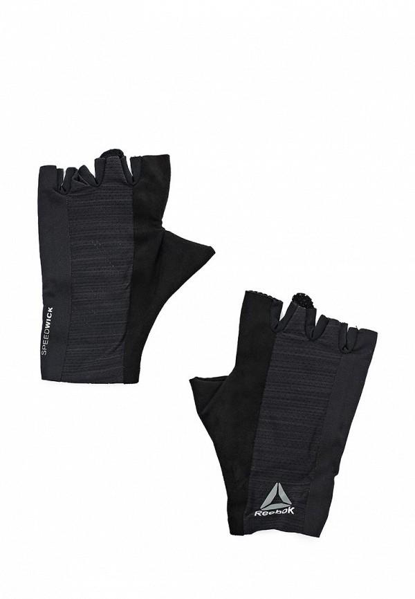 Перчатки для фитнеса Reebok Reebok RE160DUQJJ23 кирпич для йоги с прорезями reebok rayg 10035gn
