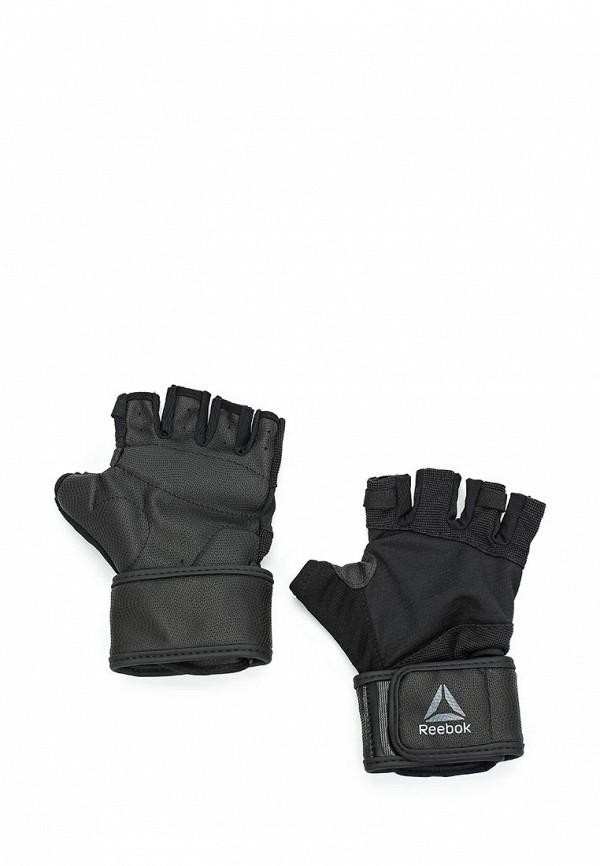 Перчатки для фитнеса Reebok Reebok RE160DUUOW53 кирпич для йоги с прорезями reebok rayg 10035gn