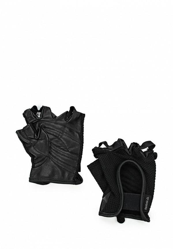 Перчатки для фитнеса Reebok Reebok RE160DWHFS46 кирпич для йоги с прорезями reebok rayg 10035gn