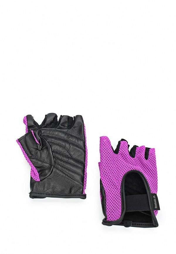 Перчатки для фитнеса Reebok Reebok RE160DWUOW87 кирпич для йоги с прорезями reebok rayg 10035gn