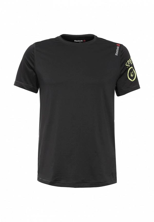 Спортивная футболка Reebok (Рибок) AJ0619