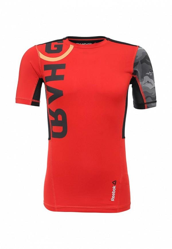 Спортивная футболка Reebok (Рибок) AJ0817