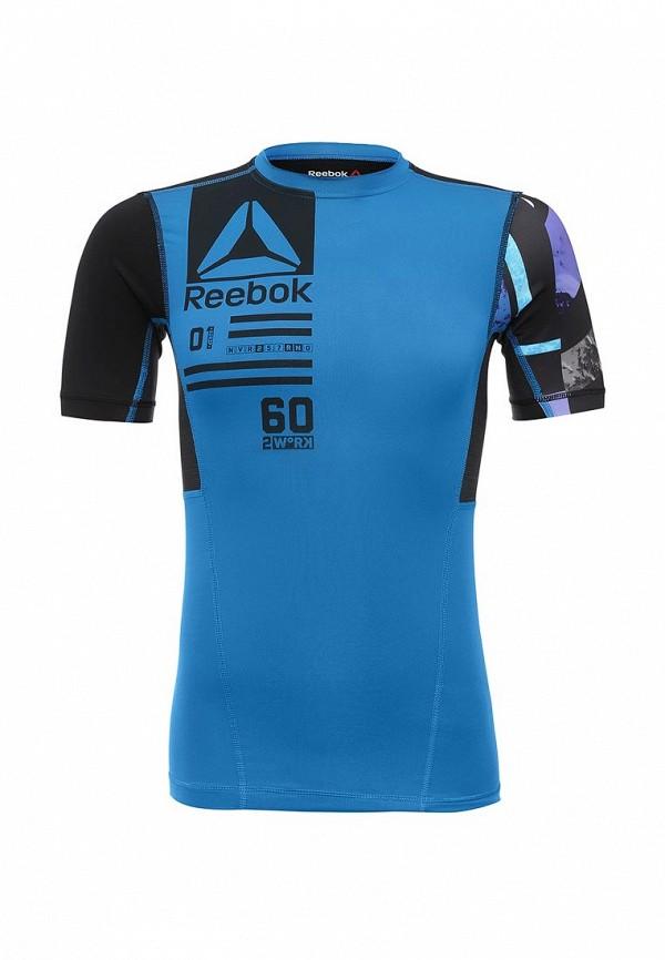 Спортивная футболка Reebok (Рибок) AX9465