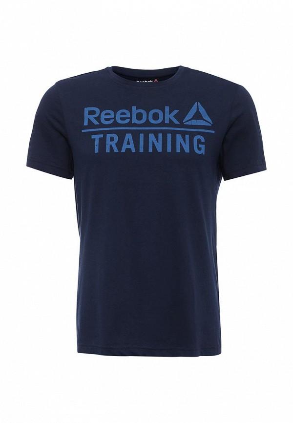 Спортивная футболка Reebok (Рибок) AY1055