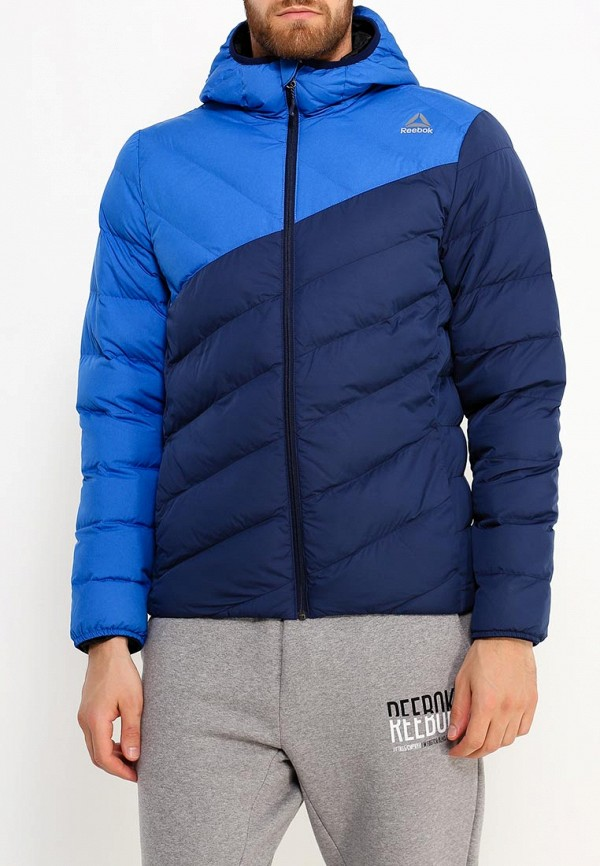 Куртка утепленная Reebok Reebok RE160EMUPN31 куртки reebok куртка rcf primaloft jacke coal