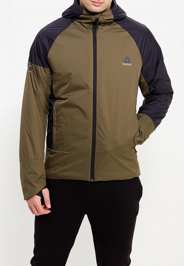 Куртка утепленная Reebok Reebok RE160EMUPN40 куртки reebok куртка rcf primaloft jacke coal