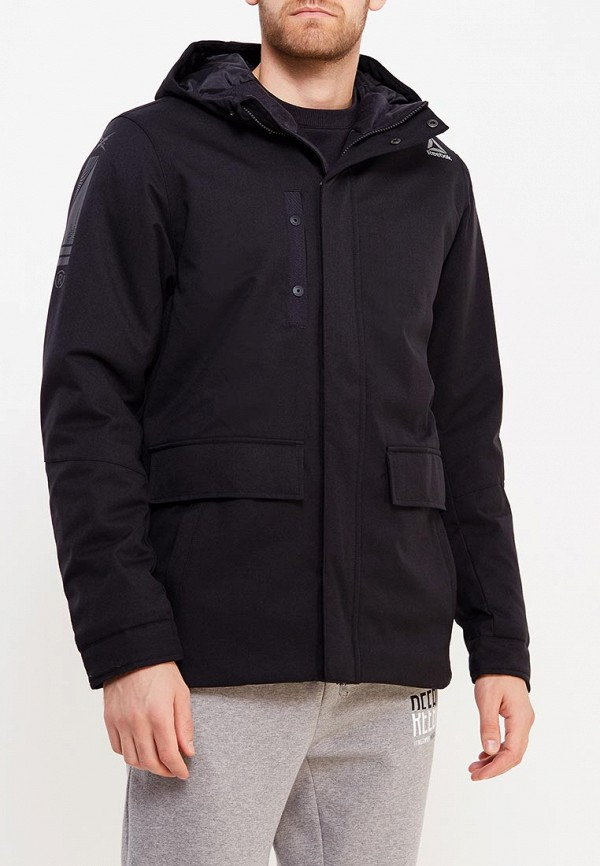 Куртка утепленная Reebok Reebok RE160EMUPN43 куртки reebok куртка rcf primaloft jacke coal