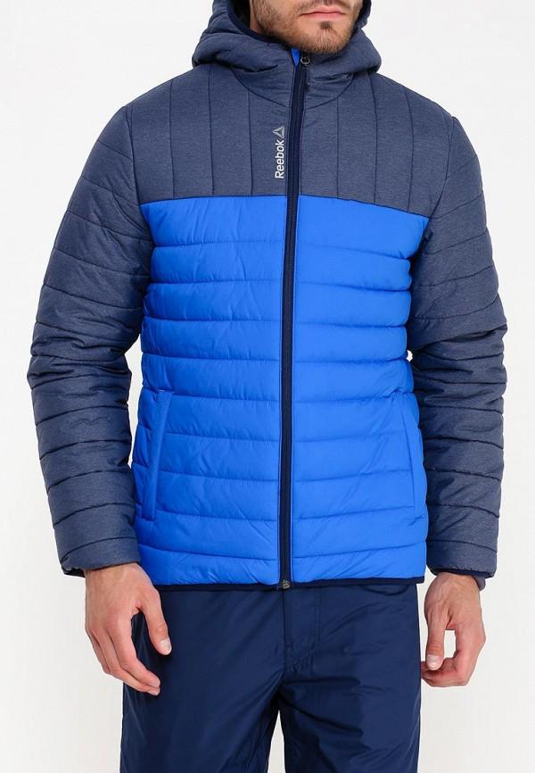 Куртка утепленная Reebok Reebok RE160EMUPN51 куртки reebok куртка rcf primaloft jacke coal