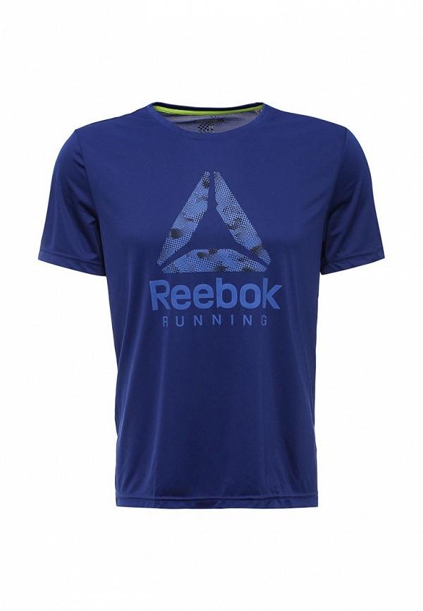 Футболка спортивная Reebok Reebok RE160EMUPN66 футболка спортивная reebok reebok re160ewwjv29