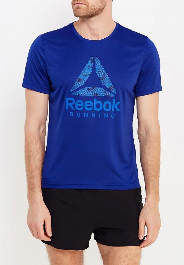 Футболка спортивная Reebok Reebok RE160EMUPN66 спортивная куртка reebok z74958